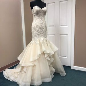 Maggie Sottero 'Malian' Wedding Gown